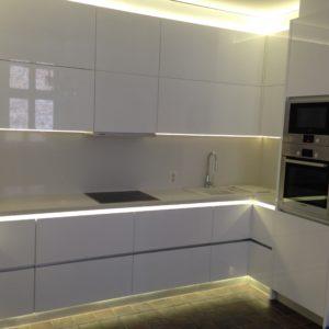 Кухня - проект 7