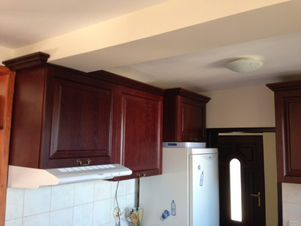 Кухня – проект 8